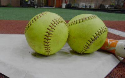 Winter Indoor Softball Live Hitting & Defense