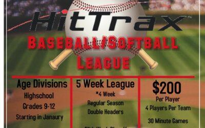 HitTrax High School League